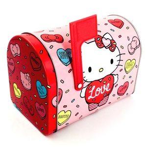 Sanrio Accents - Sanrio Hello Kitty Valentine's Day Mail Box